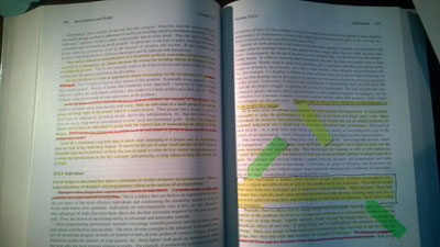 Other's highlighted